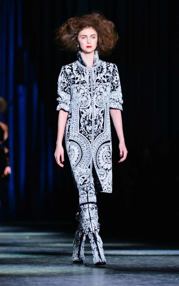 NYFW AW16 - Naeem Khan - Adnan Mohamedy - The Upcoming9