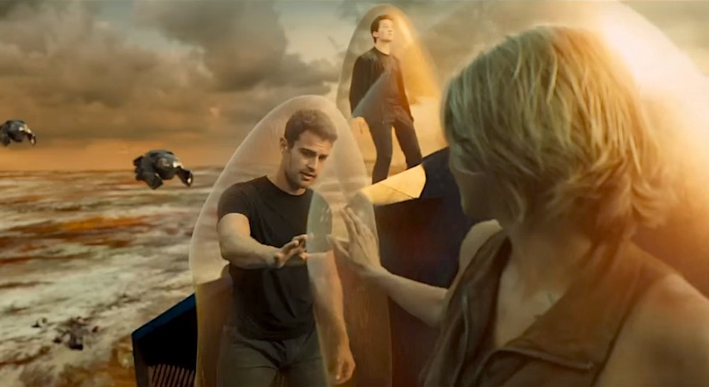 The Divergent Series Allegiant Movie Review The Upcoming
