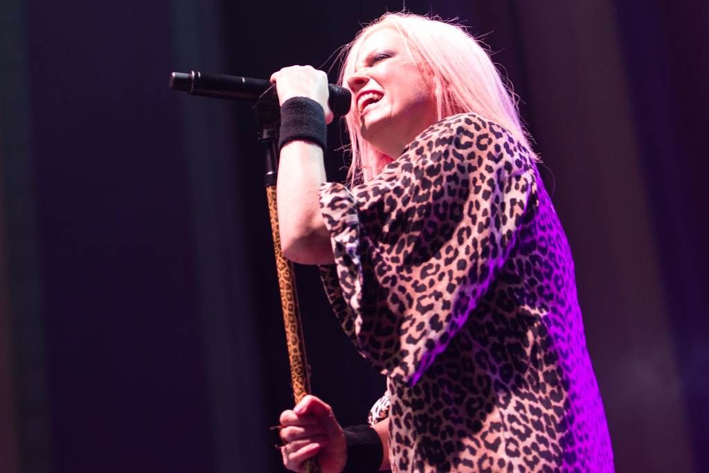 Garbage at the Troxy - Jon Mo - The Upcoming - 1