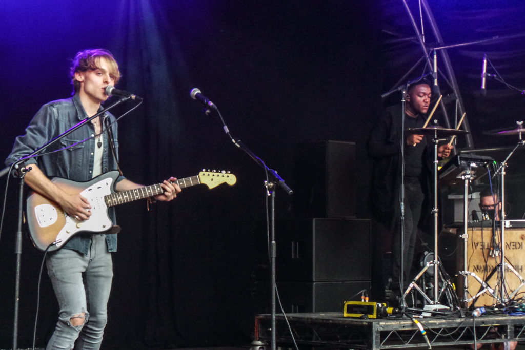 LeeFest Day 2 - James Fisher - The Upcoming -1
