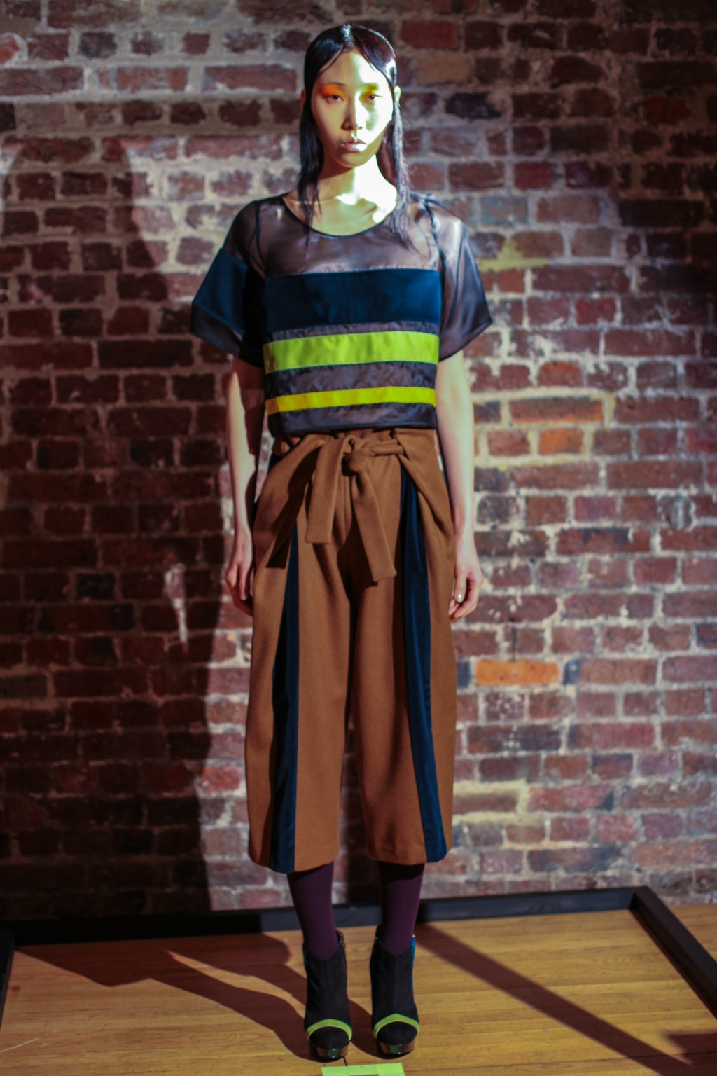 LFW AW17 - Judy Wu - Amy Smith - The Upcoming-30