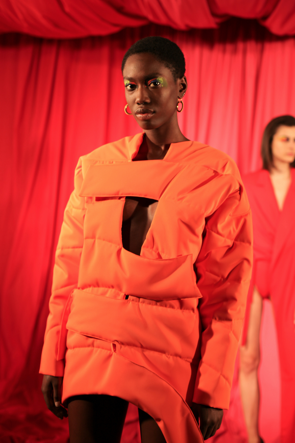 LFW AW17 - Martha Jakubowski - Amy Smith - The Upcoming-6