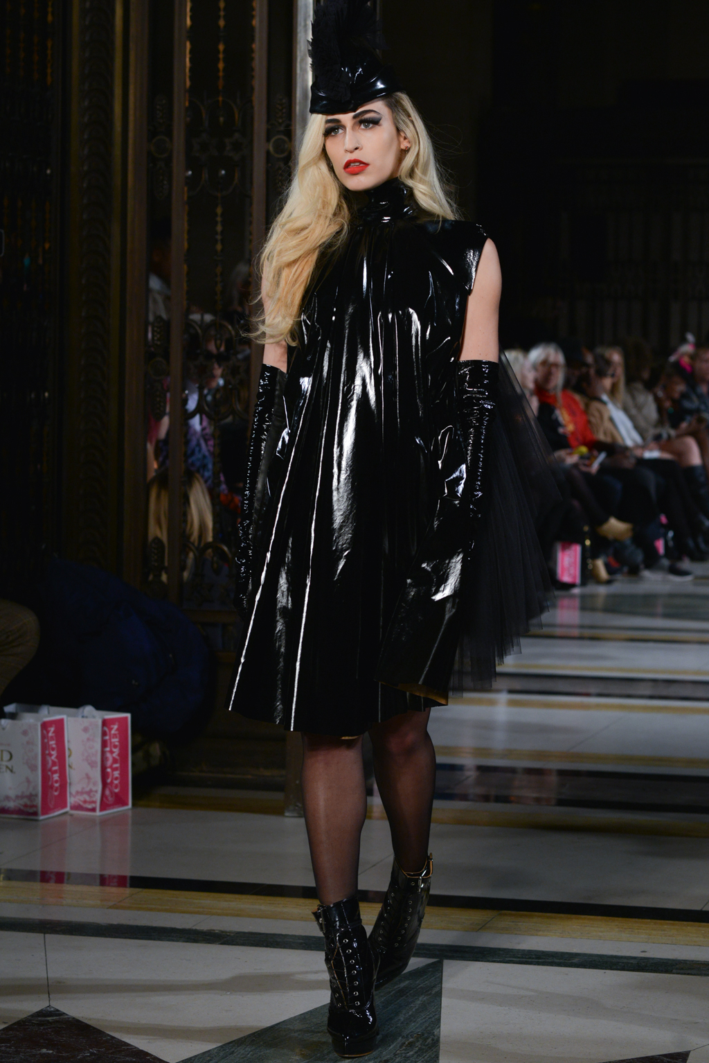 LFW AW17 - Pam Hogg - Krish Nagari - The Upcoming-1