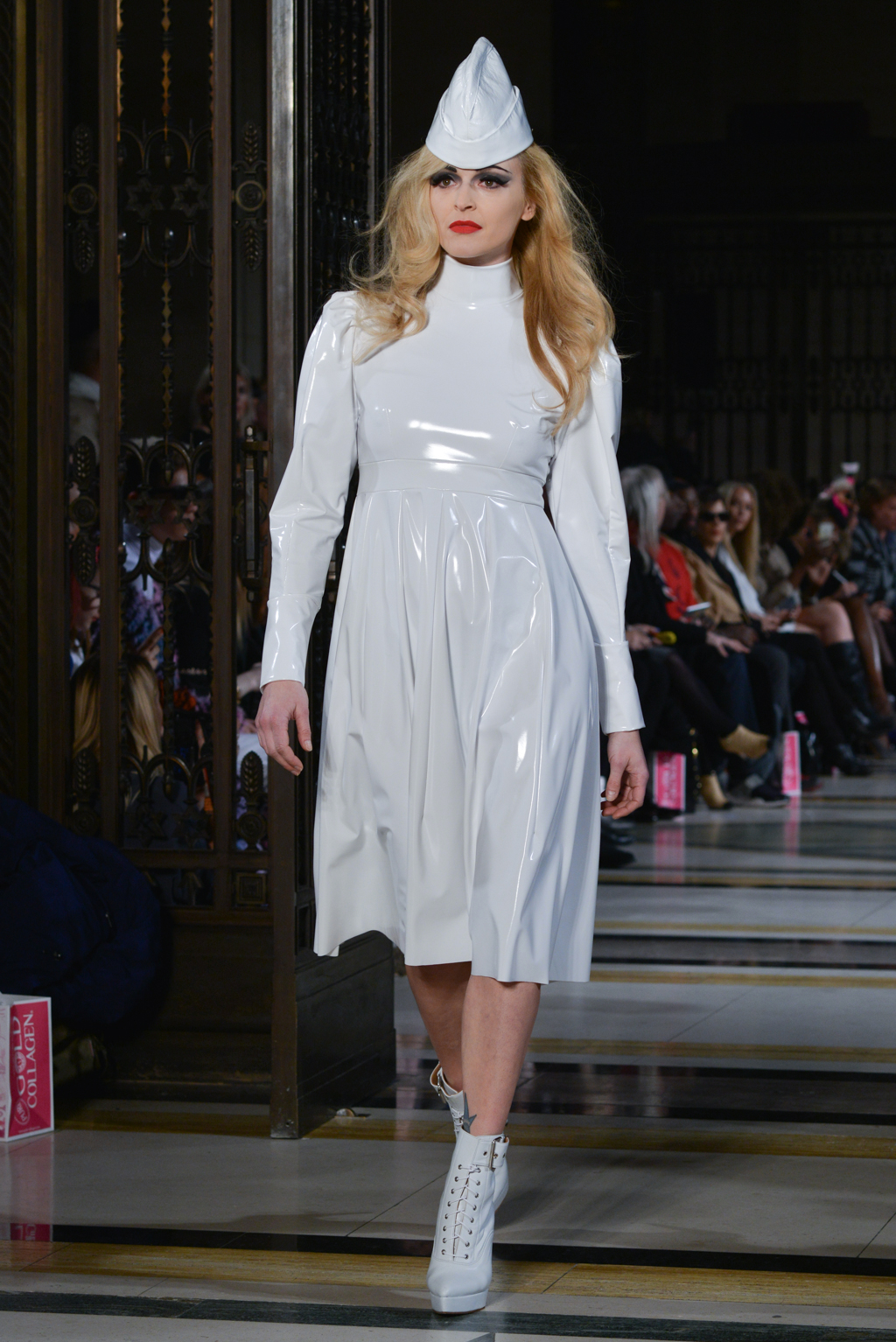 LFW AW17 - Pam Hogg - Krish Nagari - The Upcoming-13