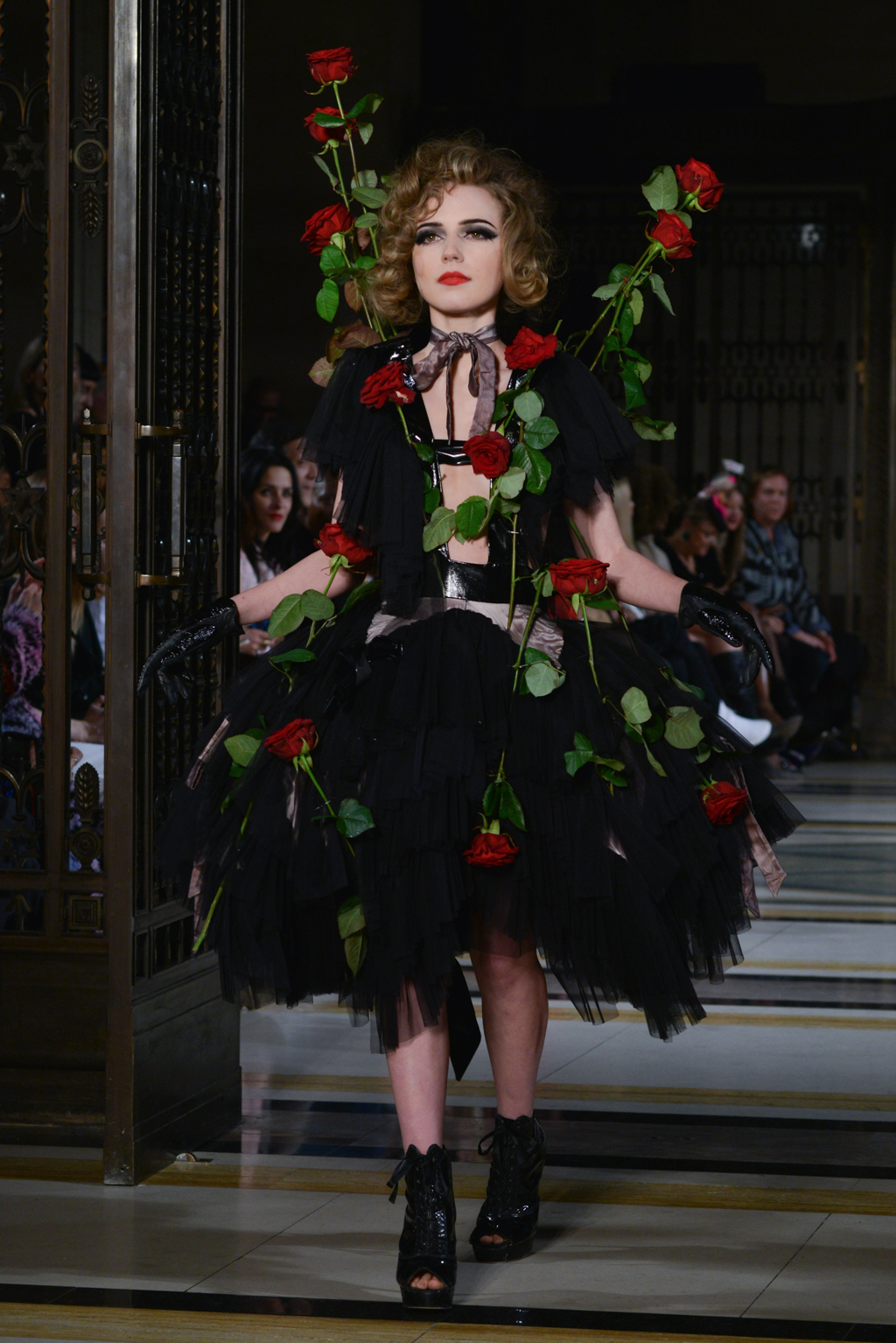 LFW AW17 - Pam Hogg - Krish Nagari - The Upcoming-22