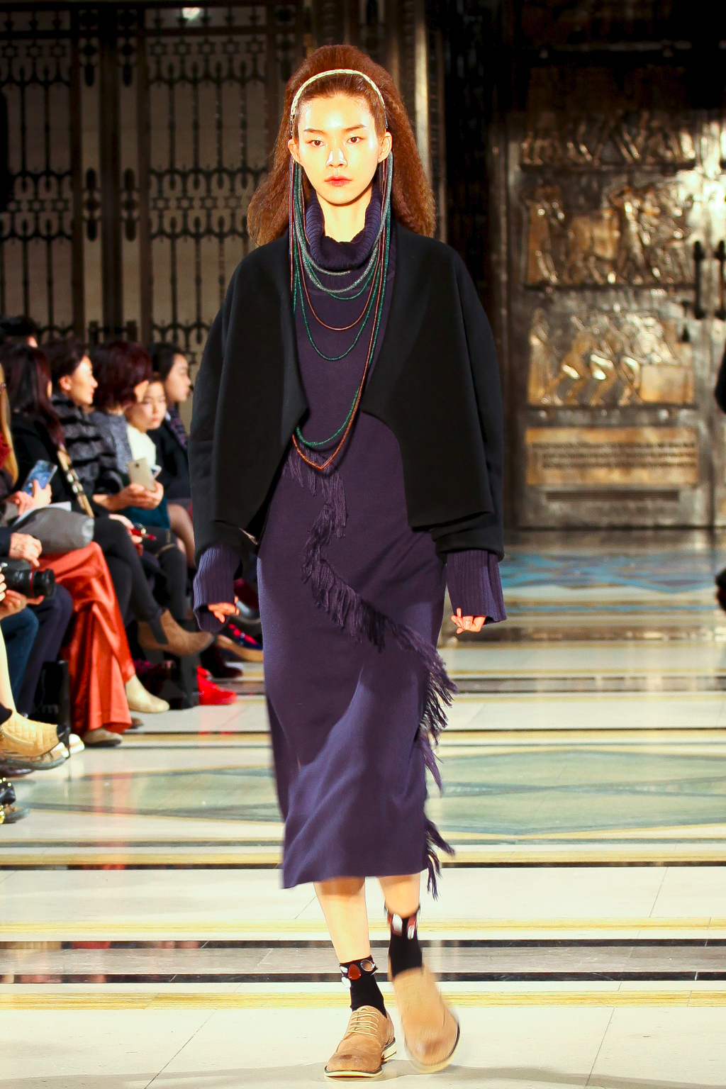 LFW AW17 - Theo VII - Amy Smith - The Upcoming-6