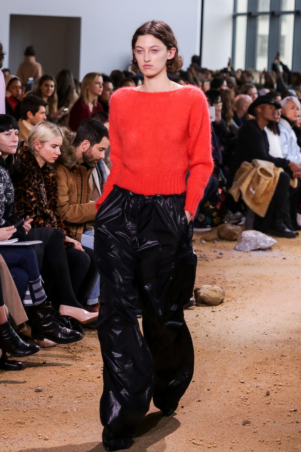 NYFW AW17 - Lacoste show - Jeenah Moon - The Upcoming - 26