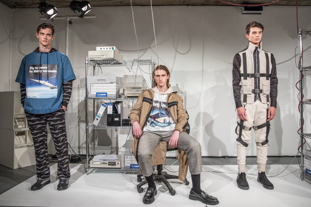 LFWM SS18 - Blood Brother - Filippo L'Astorina - The Upcoming -3