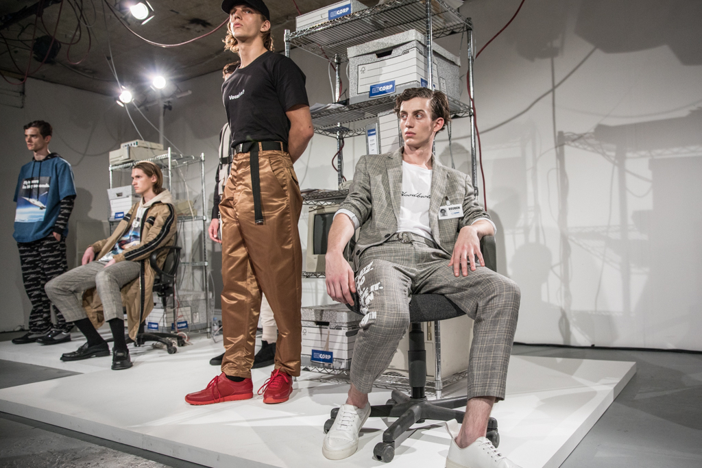 LFWM SS18 - Blood Brother - Filippo L'Astorina - The Upcoming -7