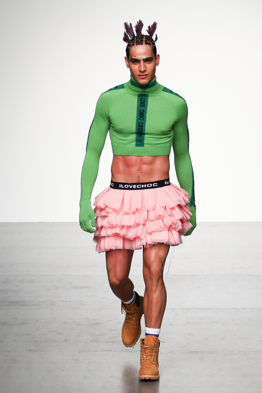 LFWM SS18 - Bobby Abley - Erol Birsen - The Upcoming-3
