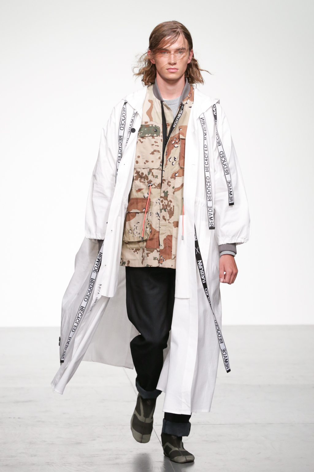 LFWM SS18 - Christopher Raeburn - Kimberley Archer - The Upcoming-16