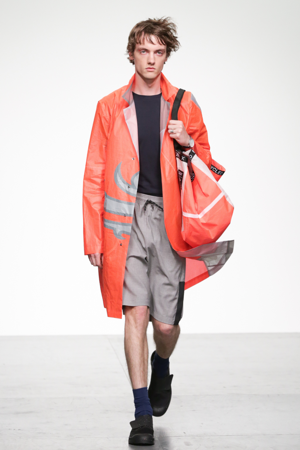 LFWM SS18 - Christopher Raeburn - Kimberley Archer - The Upcoming-5