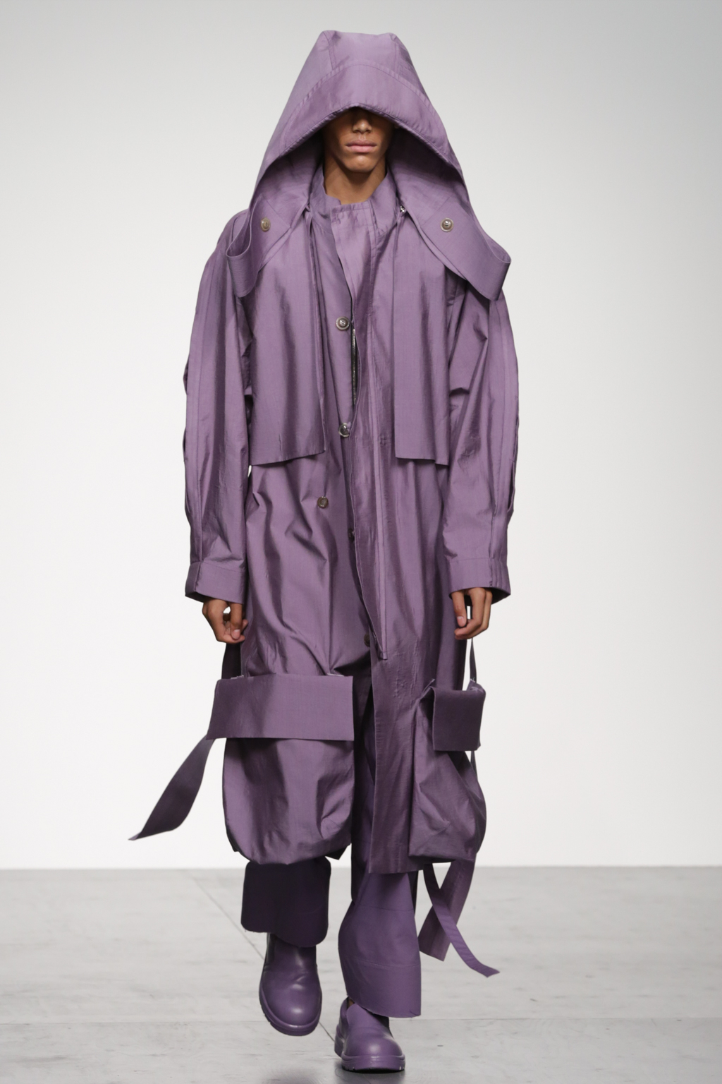 LFWM SS18 - Pronounce presented by GQ China - Kimberley Archer - The Upcoming - 18