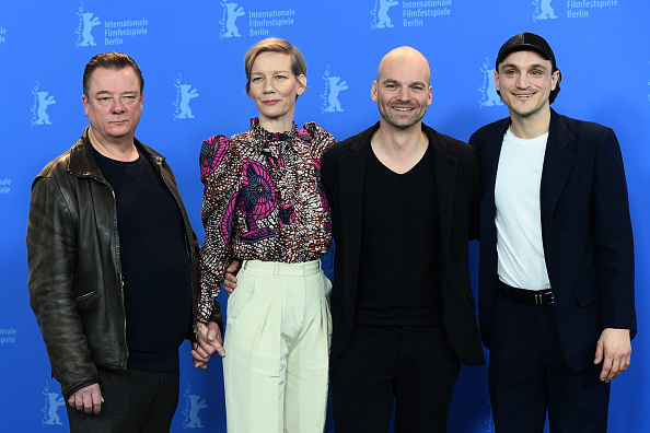 In Den Gangen In The Aisles Press Conference With With Director Co Writer Thomas Stuber Actors Franz Rogowski And Peter Kurth And Actress Sandra Huller The Upcoming