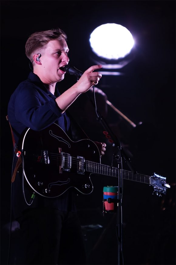 Shoreditch Town Hall: George Ezra Previews New Album At Shoreditch Town Hall