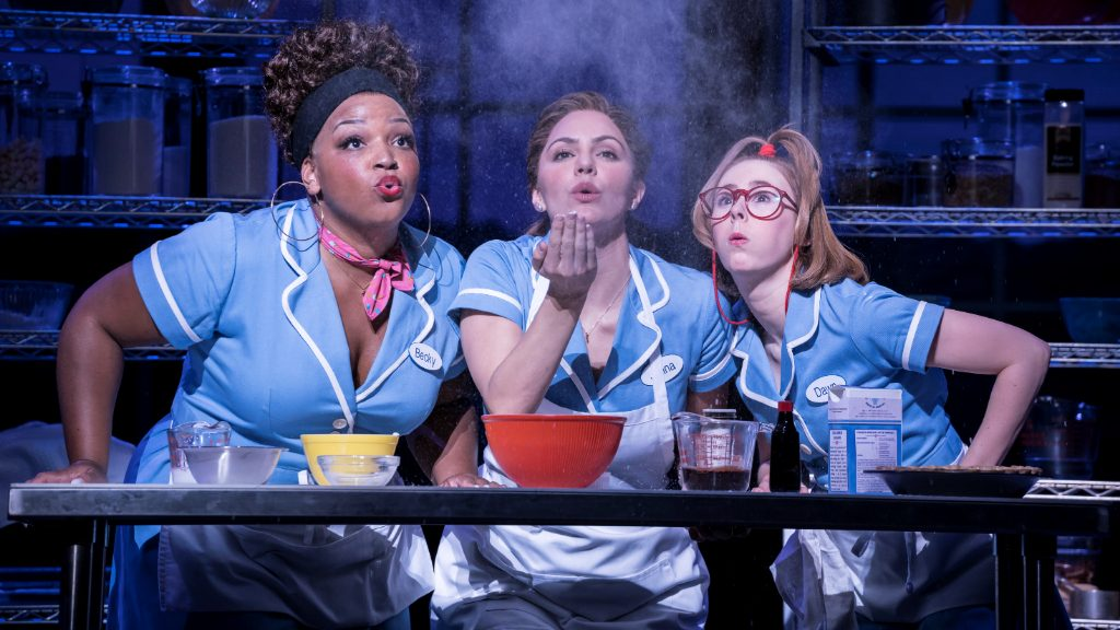 Waitress at the Adelphi Theatre | Theatre review - The ...