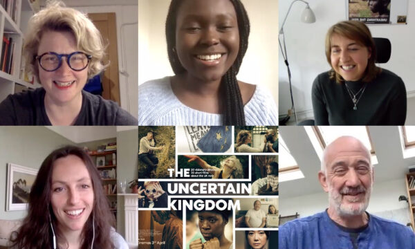 Interviews with The Uncertain Kingdom's